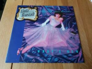 LINDA RONSTADT - WHAT'S NEW ( 1983 ) GERMANY ASYLUM - EXCELLENT CONDITION