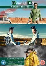 BREAKING BAD Series 1-3 1 2 3 SEASON Complete DVD BUNDLE 2012 - Box Set