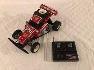 Retro Jet Hopper Remote Control Car (no motor) with retro charger