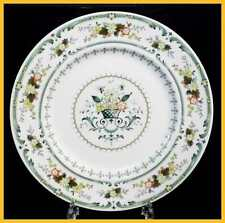 6 X Royal Doulton Provencal 10 1/2 Inch Dinner Plates