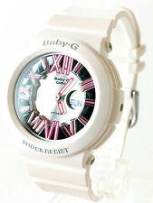Casio Baby-G Neon Dial Ladies Watch BGA-160-7B2  BGA160 7B2