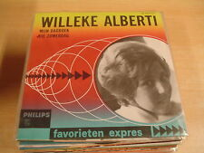 45T SINGLE FAVORIETEN EXPRES / WILLEKE ALBERTI - MIJN DAGBOEK