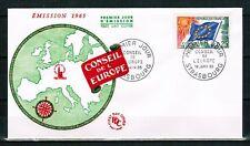 PREMIER JOUR  16/01/1965 CONSEIL DE L EUROPE