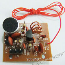 New DIY Electronic learning kit wireless microphone DIY PCB SZSP07