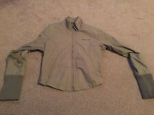 GSUS LADIES FITTED KHAKI JACKET SIZE S