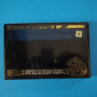 Vintage Official Super Mario Bros. Nintendo Famicom Game Cartidge Cassette Case