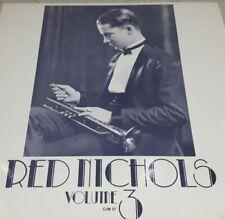 Red Nichols - Volume 3 (LP, Comp) L10