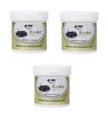 Kaviar Creme 3x 250ml Antifalten Anti Aging Cellulite Hautcreme Feuchtigkeit