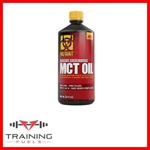 Mutant MCT Oil 100% Pure Fatty Acids 946ml