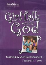 Girl Talk With God ~ 7 Sessions on 2 DVD's ~ New Factory Sealed ~ FREE Shipping