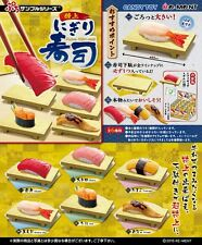 Re-Ment Miniature Japan Deluxe Nigiri Sushi Full Set of 6 pcs