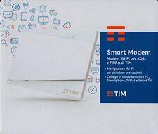 SMART Modem Wi-Fi ADSL Fibra di Tim