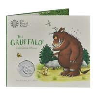 2019 Gruffalo 20th Anniversary BU 50p Fifty Pence Coin Pack