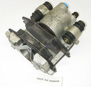 Interstate Brake Products C9026L Rebuilt Loaded Disc Brake Caliper Rear Left