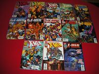 X-MEN 100 - 106 101 102 103 104 105 & UNCANNY X-MEN 381 - 386 382 383 384 385 NM