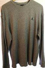Grey Xl Jordan Long Sleeve Thermal