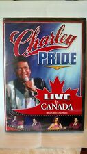 Charlie Pride: Live in Canada (DVD 2006)