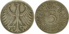 Pièces de monnaie du monde en argent, provenance Allemagne