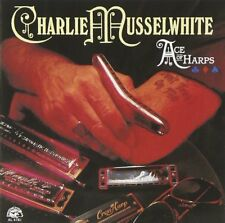 Ace of Harps by Charlie Musselwhite (CD, Alligator Records) Like NEW!