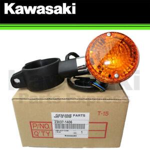 NEW 2002 - 2008 GENUINE KAWASAKI VULCAN MEAN STREAK FRONT RIGHT TURN SIGNAL