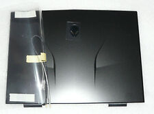 NEW GENUINE ALIENWARE M11X R3 PHANTOM MATT BLACK LID TOP COVER WIRES 3KVYJ 9NF9G