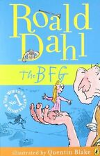 The BFG By Roald Dahl,Quentin Blake