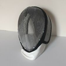 Vintage Fencing Mask Castello NYC Made In USA Helmet with Bib Small Women's