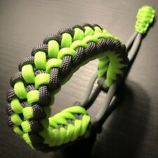 Paracord Survival Sanctified Mad Max Adjust Bracelet USA CUSTOM MADE TJParacord