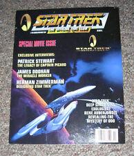 STAR TREK COMMUNICATOR MAGAZINE #99, DECIPHER PUBLICATIONS 1994 OCT/NOV