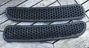 R50 R52 R53 Mini Cooper S One Cabrio Honeycomb Windscreen Scuttle Trims Grilles