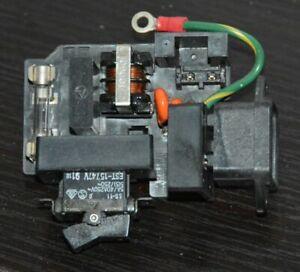 Power Switch Fuse AC Plug Oki ML320/321
