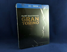 GRAN TORINO Steelbook Bluray VF NL Clint Eastwood Christopher Carley Bee Vang FR