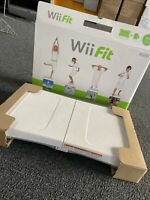 Nintendo Wii Fit Balance Board Wii Original Box