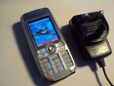 EASY CHEAP ELDERLY SONY ERICSSON K700I MOBILE PHONE  VODAFONE, LEBARA + CHARGER