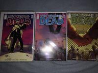 The Walking Dead Comic Lot (70) Includes Comic 10  21 30 46 50 75 100