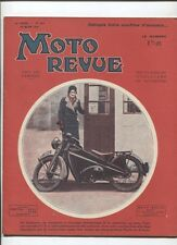 Moto Revue N°472  ;  26  mars 1932 : la révision d'un moteur  BMA 100 cmc Radior