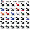 All Teams Baseball MLB Cap 9FIFTY FITTED The League Hats Snapback Caps Unisex
