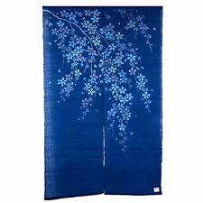 Noren - Rideau Japonais Porte / Japanese Door Curtain - Kon Sakura