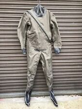 RAF SURPLUS OG BEAUFORT COVERALL AIRCREW IMMERSION SUIT MK.1 SIZE 12, DRYSUIT 3