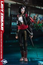 1/6 Scale Lady Samurai Collectible Figure by SooSooToys SST006 in stock USA