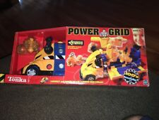 RARE 2002 TONKA HASBRO POWER GRID TRUCK NEW IN BOX 100's Electronic Tool Combos
