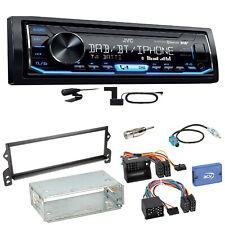 JVC-KD-X451DBT Bluetooth Digitalradio USB Einbauset für MINI R50 R52 R53
