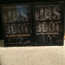 Das Boot (Uncut Dvd) and Das Boot (Mini Series)