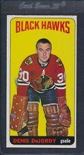 1964/65 Topps #022 Denis DeJordy Blackhawks NM *167