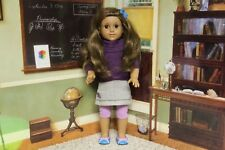 "American Girl McKenna ""School Outfit"" - COMPLETE - RETIRED - RARE - NEW(NO DOLL)"