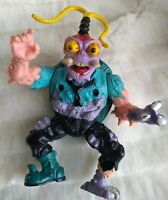 Vintage 1990 Playmates Scumbug TMNT Teenage Mutant Ninja Turtles Action Figure