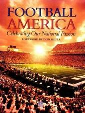 Football America Celebrating Our National Passion by Phil Barber and Ray Didinge