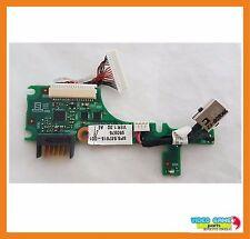 Conector de Carga y Bateria Hp Mini 110-1040SS Power Jack & Battery 537615-001