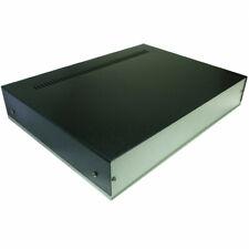 Aluminium Enclosure Desk Top Project Box 330x250x60mm