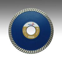 Marcrist FZ850 Ø 115mm x 22,23 mm Diamant-Trennscheibe Naturstein Feinsteinzeug